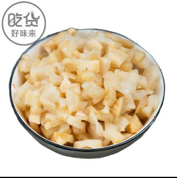 精选东北优质鲜香甜脆风干萝卜丁咸菜下饭菜整箱8斤半