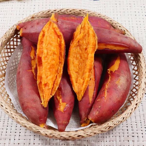 西瓜紅番薯電商供應一件代發