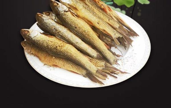 湖南東江魚干特產煙熏小干魚火培魚水產魚魚干