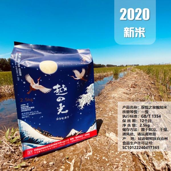 批发零售越光大米东北大米一年一季不打蜡不掺陈米